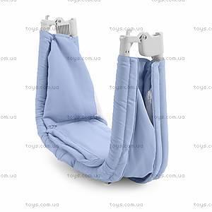 Детская кроватка LullaGo, голубая, 79812.09, отзывы