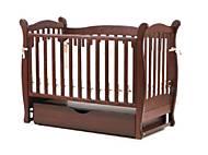 Детская кроватка Верес Соня ЛД-15 Орех, 15.03, Украина