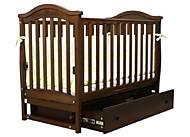 Детская кроватка Верес Соня ЛД-3 Орех, 03.1.03, купить