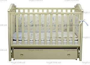 Детская кроватка Верес Соня ЛД-3 Слоновая кость, 03.1.04, купить