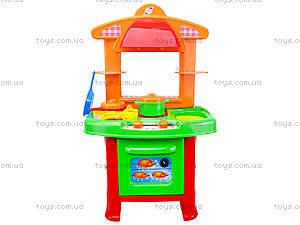 Детская кухня, 402, игрушки