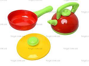 Детская кухня «Ева» с посудой, 04-405, цена