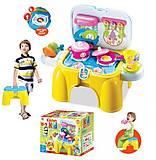 Детская кухня «Посуда и продукты», 008-98