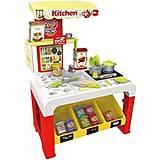 Детская кухня с набором пластилина, 8725, фото