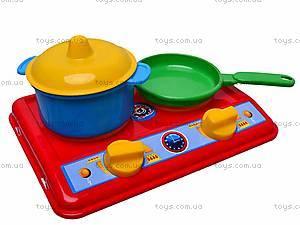 Детская кухня с плитой, 1578, игрушки