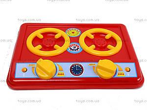 Детская кухня с плитой, 1578, toys.com.ua