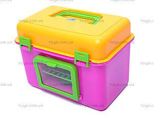 Детская кухня, с посудой и продуктами, 6913(BT-KS-20, купить