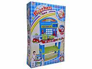 Детская кухня, со звуковым эффектом, 008-53A