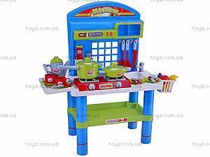 Детская кухня, со звуковым эффектом, 008-53A, купить