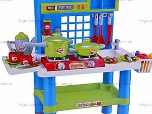 Детская кухня, со звуковым эффектом, 008-53A, фото