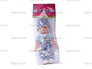 Детская кукла, 2 вида, 8851, купить