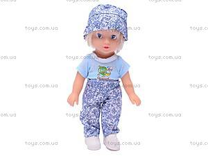 Детская кукла, 2 вида, 8851