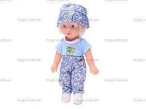 Детская кукла, 2 вида, 8851, фото
