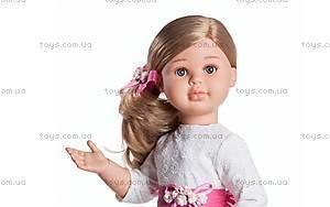 Детская кукла «Альма в белом платье», 06520, купить