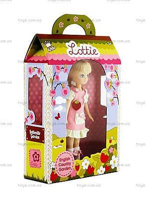 Детская кукла Lottie «Английский сад», LT005, фото