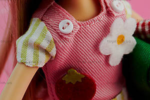 Детская кукла Lottie «Английский сад», LT005, игрушки