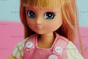Детская кукла Lottie «Английский сад», LT005, детские игрушки