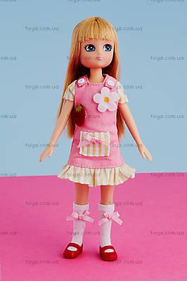 Детская кукла Lottie «Английский сад», LT005