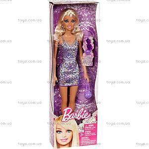 Детская кукла Барби «Блестящая», T7580, купить