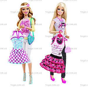 Детская кукла Барби «Большой гардероб», BFW20, купить