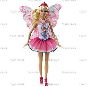 Детская кукла Барби Фея «Миксуй и комбинируй», CBR13