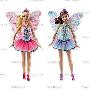 Детская кукла Барби Фея «Миксуй и комбинируй», CBR13, купить