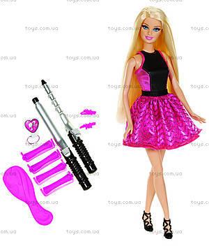 Детская кукла Барби «Роскошные кудри», BMC01