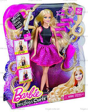 Детская кукла Барби «Роскошные кудри», BMC01, отзывы