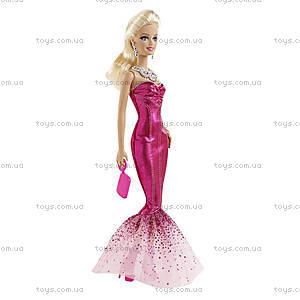 Детская кукла Барби «Вечернее платье», BFW16, купить