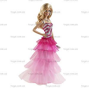 Детская кукла Барби «Вечернее платье», BFW16, фото
