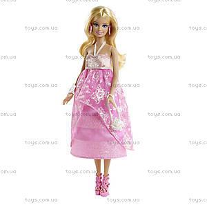 Детская кукла Барби «Вечернее платье», BFW16, цена