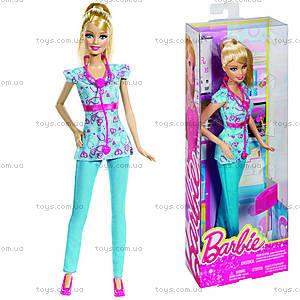 Детская кукла Барби «Я могу быть...», BFP99