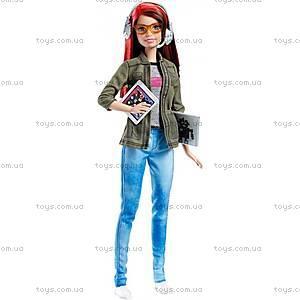 Детская кукла Barbie «Программист», DMC33, фото