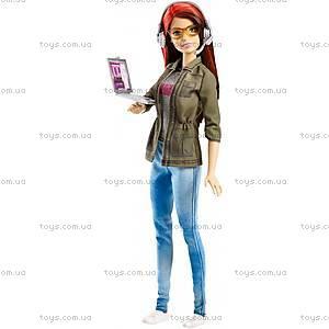 Детская кукла Barbie «Программист», DMC33