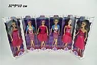 Детская кукла Барби меняет цвет волос, JJ8582-2, фото