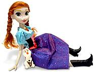 Детская кукла Beatrice «Анна» из м/ф «Холодное сердце», BC3118-Annа