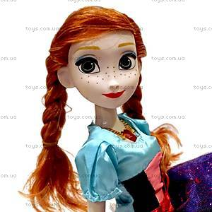 Детская кукла Beatrice «Анна» из м/ф «Холодное сердце», BC3118-Annа, фото