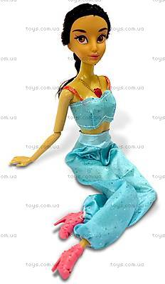 Детская кукла Beatrice «Жасмин» из м/ф «Алладин», BC3126-Jasmine