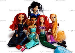 Детская кукла Beatrice «Жасмин» из м/ф «Алладин», BC3126-Jasmine, игрушки