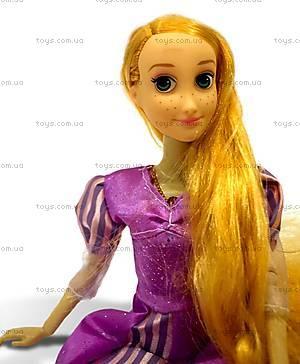 Детская кукла Beatrice «Рапунцель», BC3126-Rapunzel, фото