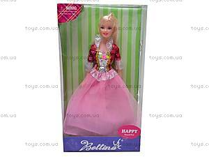 Детская кукла «Бэттина», 66389, фото