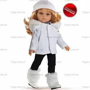 Детская кукла «Даша» в зимнем, 04589