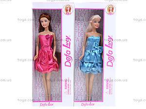 Детская кукла Defa Lucy, 8138, фото