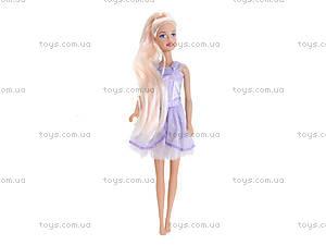 Детская кукла Defa с аксессуарами, 8066, купить