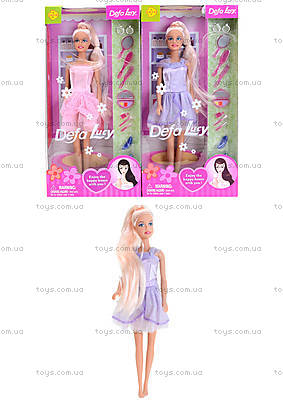 Детская кукла Defa с аксессуарами, 8066