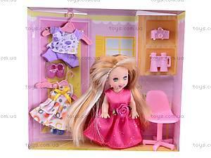 Детская кукла Defa Sairy, 6010, игрушки
