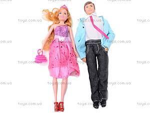 Детская кукла Джинни с Кеном, 83280