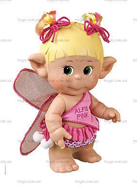 Детская кукла «Эльф», розовая, 02551