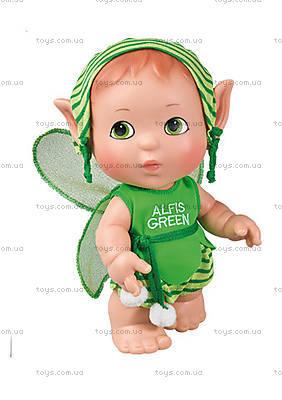 Детская кукла «Зеленый эльф», 02550