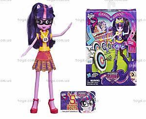 Детская кукла Equestria Girls «Твайлайт Спаркл», B1769, купить
